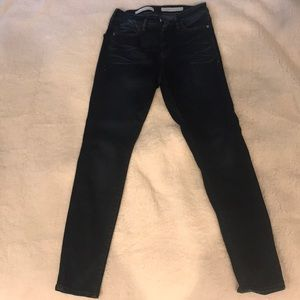 Pilcro Dark Wash Jeans